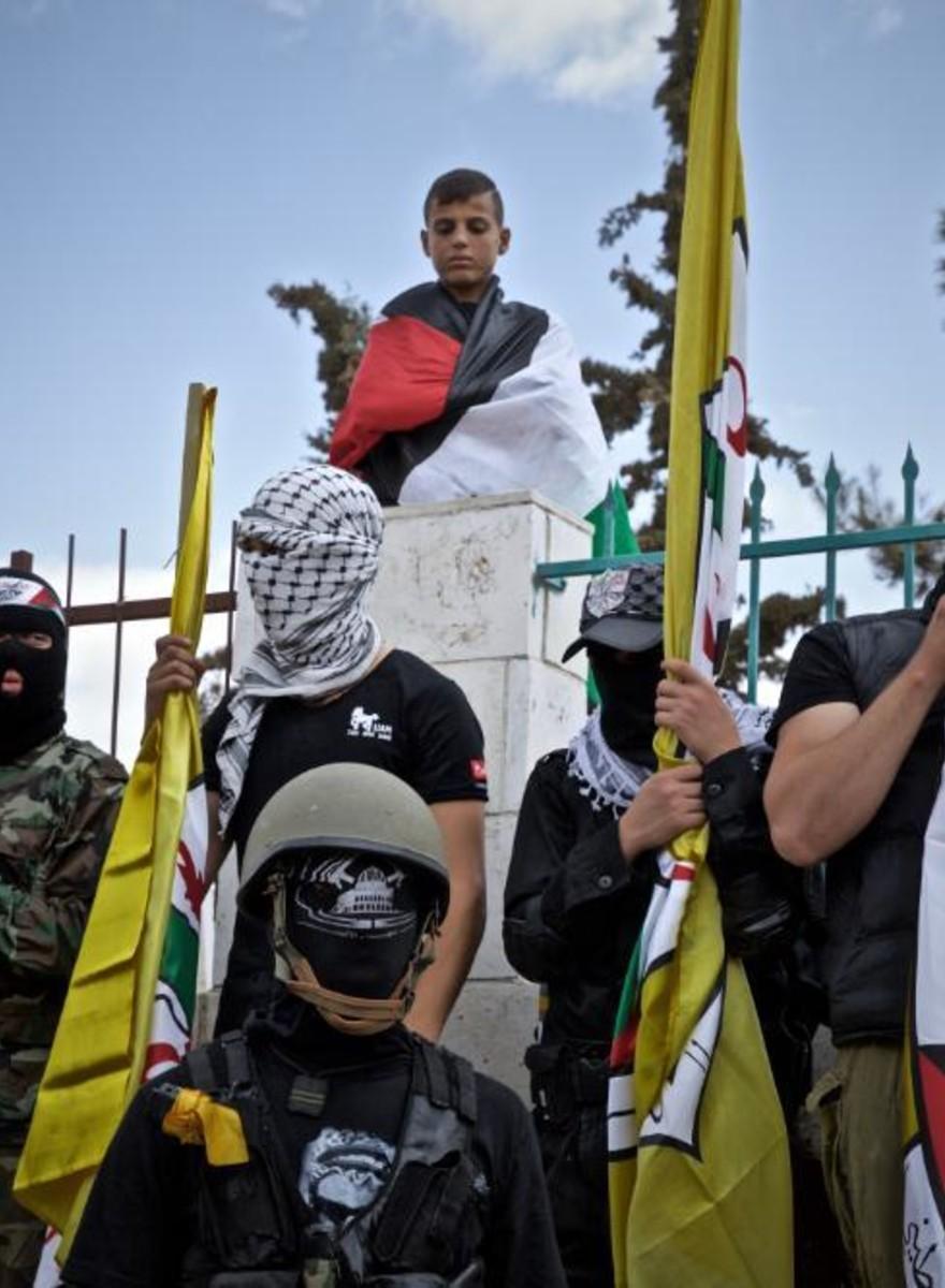 Un anno nel conflitto israelo-palestinese