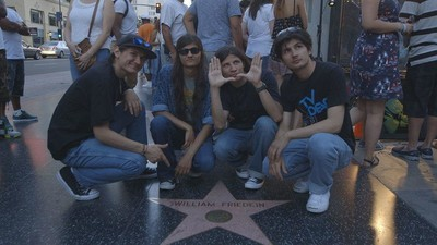 The Wolfpack à Hollywood