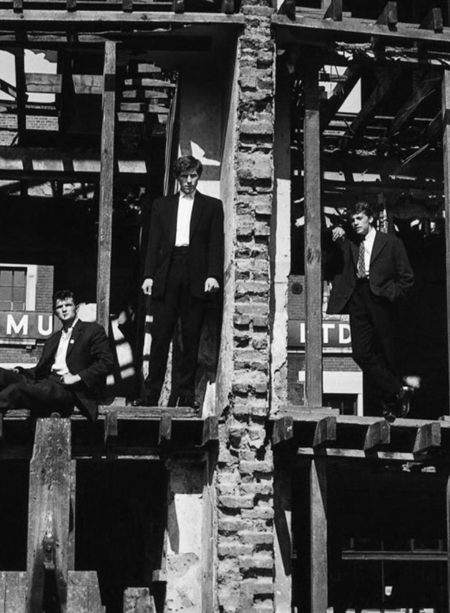 Ce que la photographie doit à la guerre, selon Don McCullin