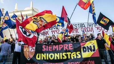 Democracia Nacional al descubierto: hablamos con 'Miquel', exdirigente del partido ultra