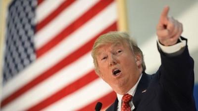 El primer video electoral de Trump critica la migración mexicana con imágenes de migrantes marroquíes