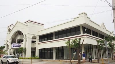 Je kan nu een bedrijfsruimte huren in de voormalige drugsvilla van het Tijuanakartel