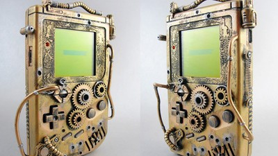 La Game Boy sigue viva y goza de buena salud en el mundo del arte