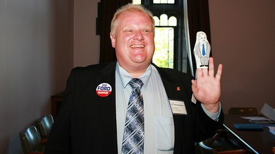 You Can Now Buy a Strain of Weed Named After Rob Ford