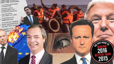 How to Revolutionise British Politics in 2016