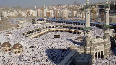 Iran Has Banned Its Citizens from Making Pilgrimages to Mecca