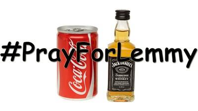 Pray for Lemmy