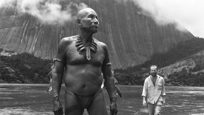 'Embrace of the Serpent' Is a Violent, Psychedelic, Film About the Colonisation of the Amazon