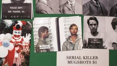 Waarom zijn we zo gefascineerd door seriemoordenaars?