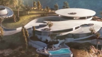The 'Wolf of Montreal' Fugitive Was Building a $9-Million Mansion Based on Iron Man's House