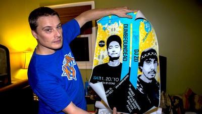 Asian Rap's Biggest Fan Is a White Guy from Staten Island