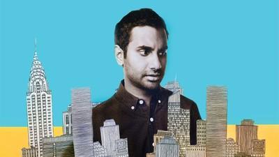 Auf einen Fischsalat mit Aziz Ansari