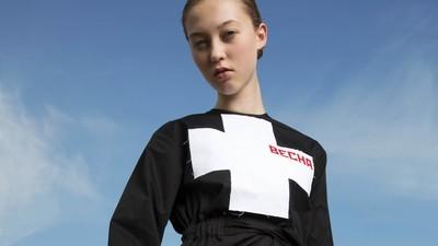Für die ukrainische Designerin Yulia Yefimtchuk ist Mode immer politisch