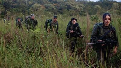 Guerillas im Nebel: Sieben Tage unter kolumbianischen Rebellen