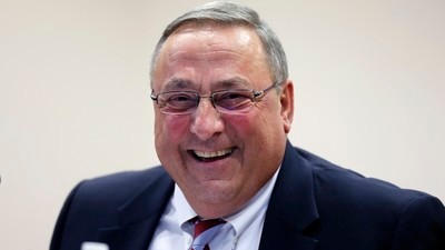 Maine Governor Says Drug Dealers Named 'D-Money' Are Coming to His State and Getting 'White Girls' Pregnant