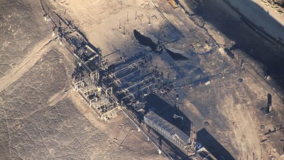 The Company Behind LA's Methane Disaster Knew Its Well Was Leaking 24 Years Ago