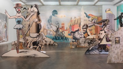 'The Things I'm Interested in Have to Be Cheap and Strange': Talking to Artist Jim Shaw
