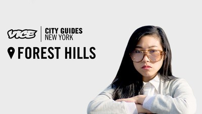 Awkwafina Cherishes Buffalo Wild Wings and Other Forest Hills Chains