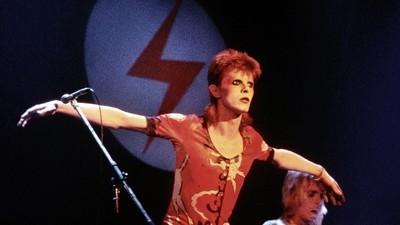 Het jaar waarin Ziggy Stardust het universum overnam