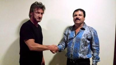 Sean Penn entrevistó a 'El Chapo' y eso ayudó a las autoridades a capturarlo