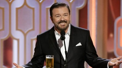 The 2016 Golden Globes Were Drunk and Awkward as Hell