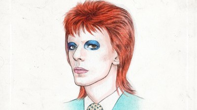 The Story Behind That Famous GIF of All of David Bowie's Hairstyles