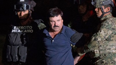 What We Know So Far About Sean Penn's Meeting With 'El Chapo' in the Mexican Jungle