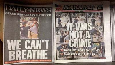 What Happens Now That a Cop Has Been Charged in the Eric Garner Case?