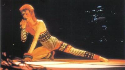 Ziggy Stardust fut la première rock star de la science-fiction