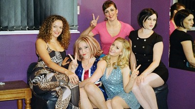 Backstage with Britain's Top Spice Girls Impersonators