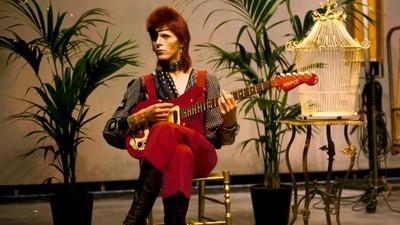 Die Modeikone David Bowie
