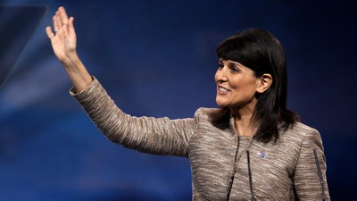 Is GOP Governor Nikki Haley's State of the Union Rebuttal Cursed?