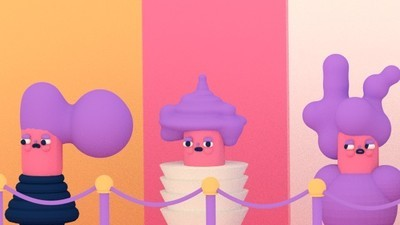 Walk the Red Carpet in This Week's Comic from Julian Glander