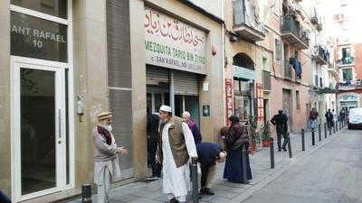 Un día con la comunidad musulmana de Barcelona