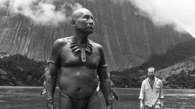 'El abrazo de la serpiente' es un filme violento y psicodélico sobre la colonización del Amazonas