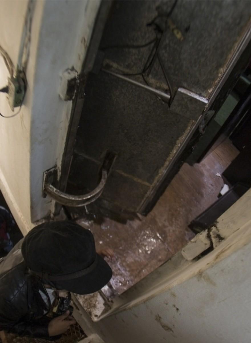 Fotos von El Chapos Versteck und seiner Festnahme
