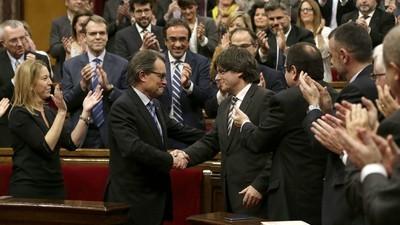 El independentismo catalán salva las apariencias, pero sigue en un callejón sin salida