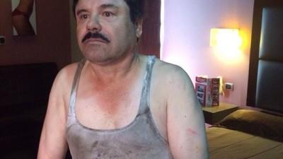 En imágenes: la captura de 'El Chapo'