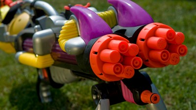 The Super Soaker's Unlikely Role in the Green Energy Revolution
