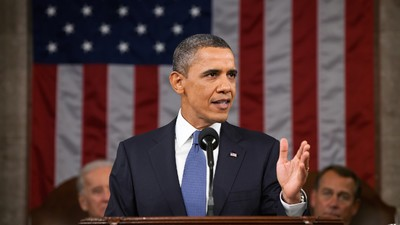 Watch Barack Obama Give His Final State of the Union Address