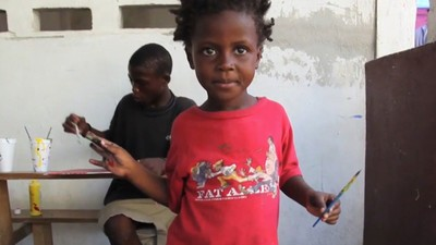 We See How Art Has Changed the Lives of Haitian Orphans on Today's 'Daily VICE'