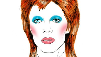 An Illustrated Tribute to David Bowie