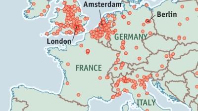 Diese Statistik zeigt, wie Gentrifizierung deutschen und europäischen Clubs schadet