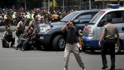 Islamic State Linked to Deadly Attack on Indonesian Capital of Jakarta