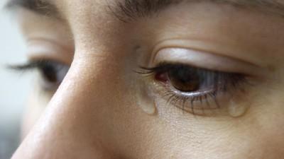 Mensen met een huilfetisj worden het allergeilst van tranen