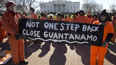 Obama Just Released Ten Percent of the Detainees at Guantanamo Bay