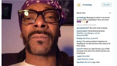 Snoop Dogg Tells Xbox and Bill Gates to 'Fix Your Shit'