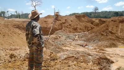Surinams korrupte Goldindustrie