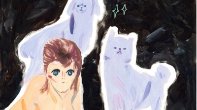5 ilustradores reinventam as suas capas de discos de David Bowie preferidas