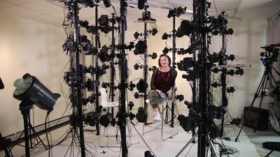 Achter de schermen bij het virtual reality-debuut van Tori Black